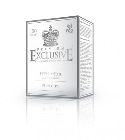 """Грунтовка """"Exclusive"""" PREMIUM, 250 гр."""